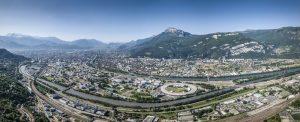 A panoramic ESRF view